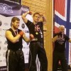 Our Double Norwegian Kickboxing Champion!