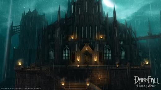 Sinspire Cathedral Dungeon