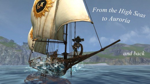From the High Seas to Auroria - and back